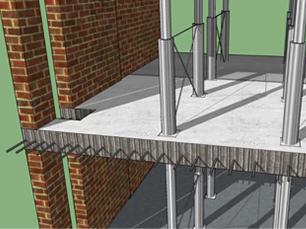 Reparación y reforzamiento de estructuras